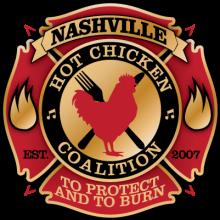 hot chicken logo